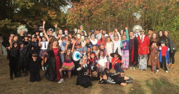 2017 Wolcott Haunted Forest
